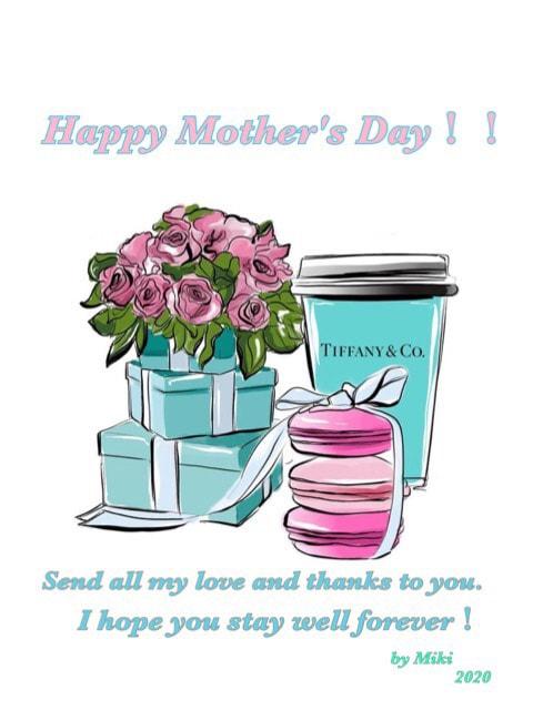 🌸今日は母の日🌸